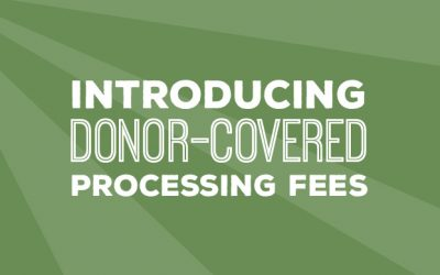 ServanTek Introduces Donor-Covered Processing Fees